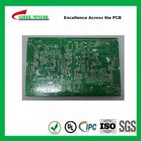 Buy 2L FR4 1.6mm OSP Quick Turn PCB Prototypes For Securit And Protection at wholesale prices