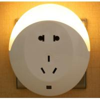 Quality Optically Controlled LED Night Light with Socket for sale