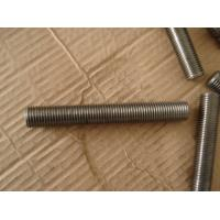 Quality Din 975 976 threaded rods bars for sale