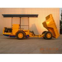 Quality Underground Mining Utility Vehicles Low Profile for poor working conditions for sale