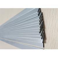 Buy Custom Aluminum Radiator Tube Extrusion Channel Multi Port Tube For Condenser at wholesale prices