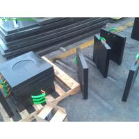 Quality heavy duty anti-slip UHMWPE plastic crane foot support pad 500x500x50mm for sale