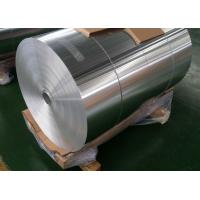 Quality Auto Radiator Aluminium Heat Transfer Foil With Flexible Thickness 0.08mm - 0.30mm for sale