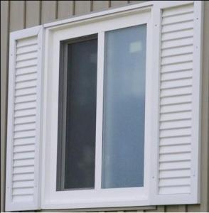 Quality Wanjia UPVC Sliding Window (WJ-PVCSLIDING-13) for sale