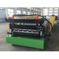 Quality R101 Metal Roofing Sheets Roll Forming Machine To Mexico for sale