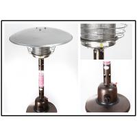 Buy Durable Round Powder Coated Patio Heater For Outdoor Meeting 813mm Reflector at wholesale prices