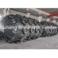 Quality 50kPa Ship to Ship Berthing Pneumatic Marine Fenders for LNG Vessels for sale