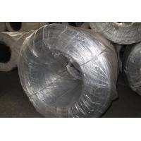 Quality Hot Dip Galvanized Iron Wire 1.0mm , 500MPa Soft bending wire for sale