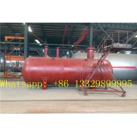 CLW brand 60,000L LPG gas storage tank for propane for sale, ASME standard surface lpg gas storage tank for propane