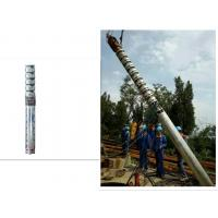 Quality 6 Inch Deep Well Submersible Pump For Borehole Well Centrifugal / Vertical Theory for sale