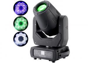 Quality LED 150W Mini Spot Dj Moving Head Light Night Club Beam Spot Event Led Stage Light for sale