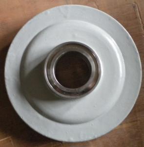 Quality Corrosion Resistant Slurry Pump Spare Parts , Slurry Pump Impeller Single Stage for sale