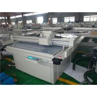 Quality Video Registration System Carton Box Making Machine 30mm Cutting Thickness for sale