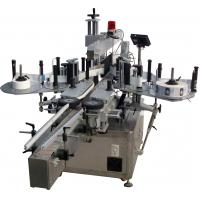Quality Flat Surface Automatic Labeling Machine For Bags Factory High Speed 60 - 350 pcs/Min for sale