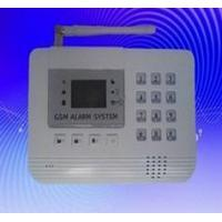 China Programmable Auto Watchdog House Burglar SMS Dual-band / Quad-Band LCD GSM Alarm System on sale