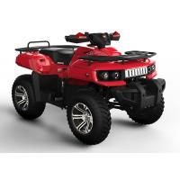 Best 400cc Shaft Drive ATV Quad Bike For Farm , Automatic Sport ATV 4 Wheel wholesale