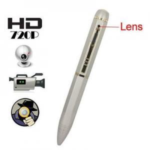 Quality spy camera pen 720 x 480 Mini Spy Camera Pen Video Audio Recorder  micro camera pen for sale