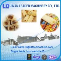 Best Energy-saving Core Filling Snack Food Making Machine Process Line wholesale