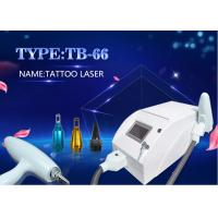 China Eyebrow Removal 2000MJ 1320nm Nd Yag Laser 1064nm Tattoo Removal Machine on sale