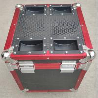 Quality Portable Lighting Flight Case with 4 butterfly locks Durable Heavy Duty for sale