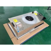 Quality 180W Fan Filter Unit For Cleanroom Filter Systems for sale