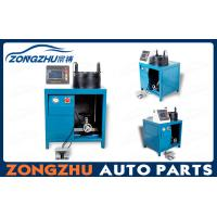 Quality 220V Air Suspension Hydraulic Hose Crimping Machine Manual 3KW 32 MP Low Noise for sale