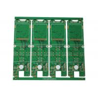 Quality Fr4 Multilayer  pcb With 4 Mil 1 oz  1.527 mm Thinckness Board for sale