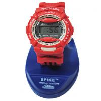 Quality 12/24 hr Mode LCD Children Sport Watch With Daily Alarm for sale