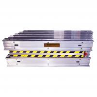 Quality 18.82kw Conveyor Belt Vulcanizing Press Customized Voltage For Chemical Industry for sale