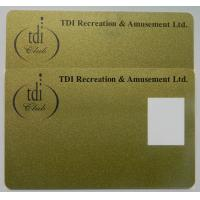 Quality RFID Higgs 3 magnetic custom printed Plastic Loyalty Cards with Dual Frequency for sale