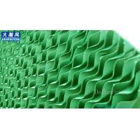 Quality DHF Green cooling pad/ evaporative cooling pad/ wet pad for sale