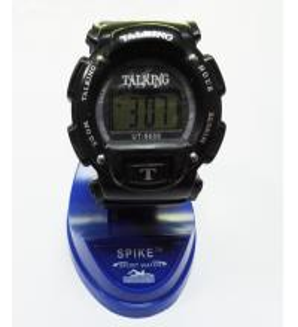 Quality Sport Wrist Watches Waterproof Ladies Digit Talking Watch for sale