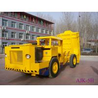 Quality AJK-5 Sinome LPDT Load Haul Dump Truck Underground Mining Loader for sale