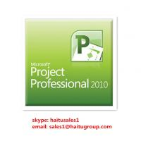 Best Stable FPP Microsoft Office Product Key Codes , Project 2010 Professional Key wholesale