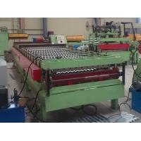 Quality Metal Corrugated Roofing Sheet Roll Forming Machine To Pilippines for sale