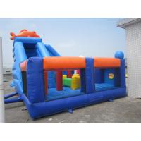 China Hansel Top Quality PVC Material Birthday Cake Inflatable Bouncer Jump Castle for Party on sale