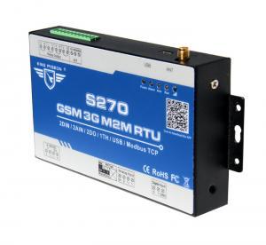 Quality GSM RTU controller Remote IO Modbus S270 for sale