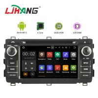 Quality TV Function AURIS Toyota In Dash Car Dvd Player Rockchip PX3 4 Core 1.6GHz*4 for sale