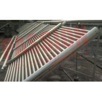 Buy 50 Tubes Vacuum Tube Solar Collector Solar Thermal Panel 304 Stainless Steel Inner Tank at wholesale prices
