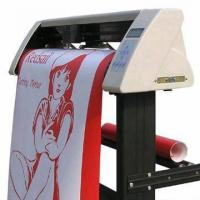 China Cutting Plotter/ Vinyl Cutter From Redsail RS1360C on sale