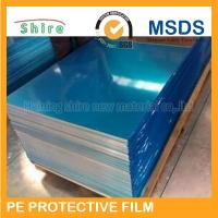 Quality PE Cling Film Low Tack Protection Tape For Mirror Stainless Steel Sheet Surface for sale