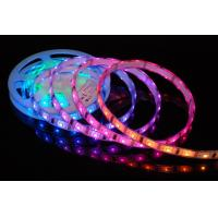 Buy cheap 120PCS/M 5050SMD RGB LED Flexible Strip Light DC12V from wholesalers