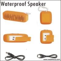 Best Rechargeable Waterproof Speaker with NFC and Bluetooth Technology wholesale