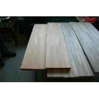 Quality Sapelle solid wood stair treads for sale