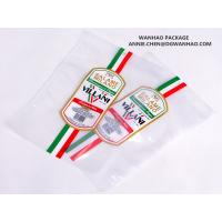 Custom Printed Vacuum Packaging Pouches / High Barrier Vacuum Pouches For for sale