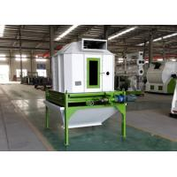 Quality Big Capacity Feed Pellet Cooler  Stainless Steel For Complete Feed Pellet Line for sale