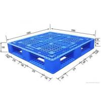 Heavy duty or reinforced  (loading capacity up to 1200 kg) PLASTIC PALLET 1200*1000*150mm