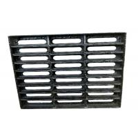 Quality Rectangular Drain Grill Grate Road Facilities Use Drainage Grid Covers for sale
