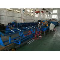 Buy cheap Warehouse Heavy Duty Rack Roll Forming Machine, 3mm Thick Upright Rack from wholesalers