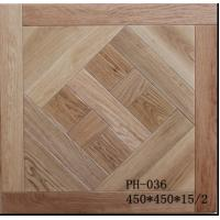 French Style White Oak Brittany Parquet Flooring
